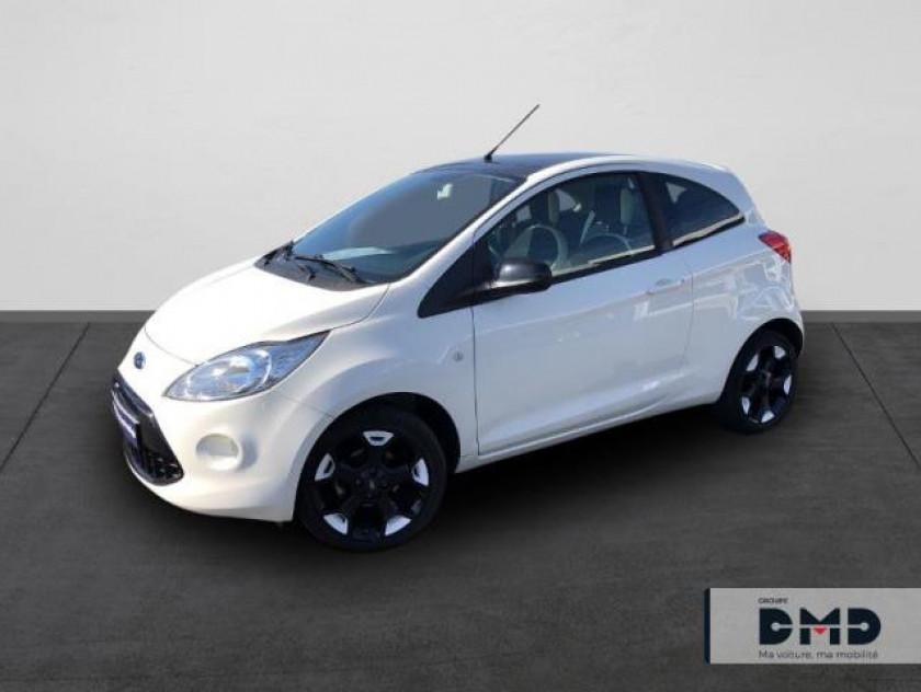 Ford Ka 1.2 69ch Stop&start White Edition - Visuel #1