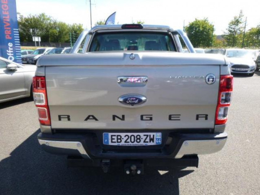 Ford Ranger 2.2 Tdci 160ch Double Cabine Limited - Visuel #5
