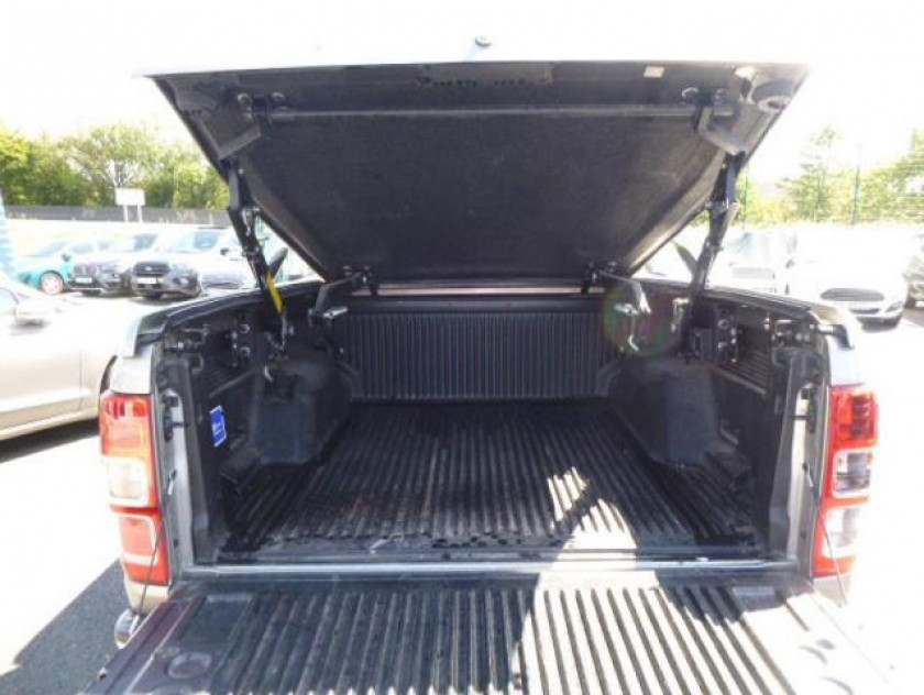 Ford Ranger 2.2 Tdci 160ch Double Cabine Limited - Visuel #11