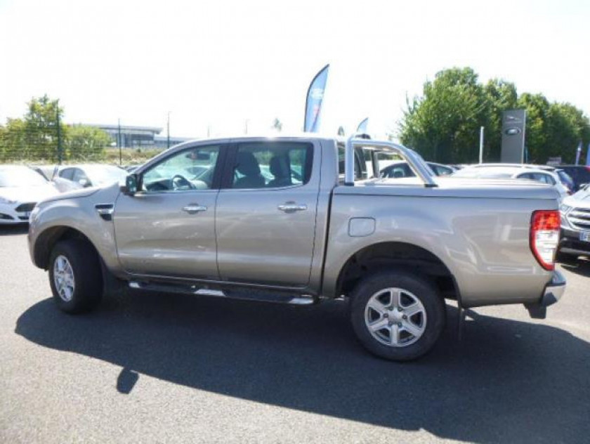Ford Ranger 2.2 Tdci 160ch Double Cabine Limited - Visuel #4