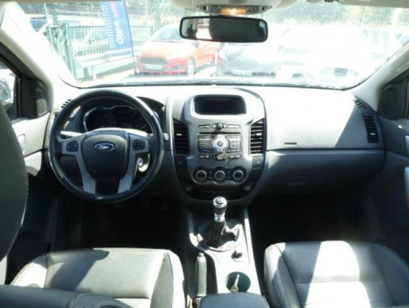 Ford Ranger 2.2 Tdci 160ch Double Cabine Limited - Visuel #8