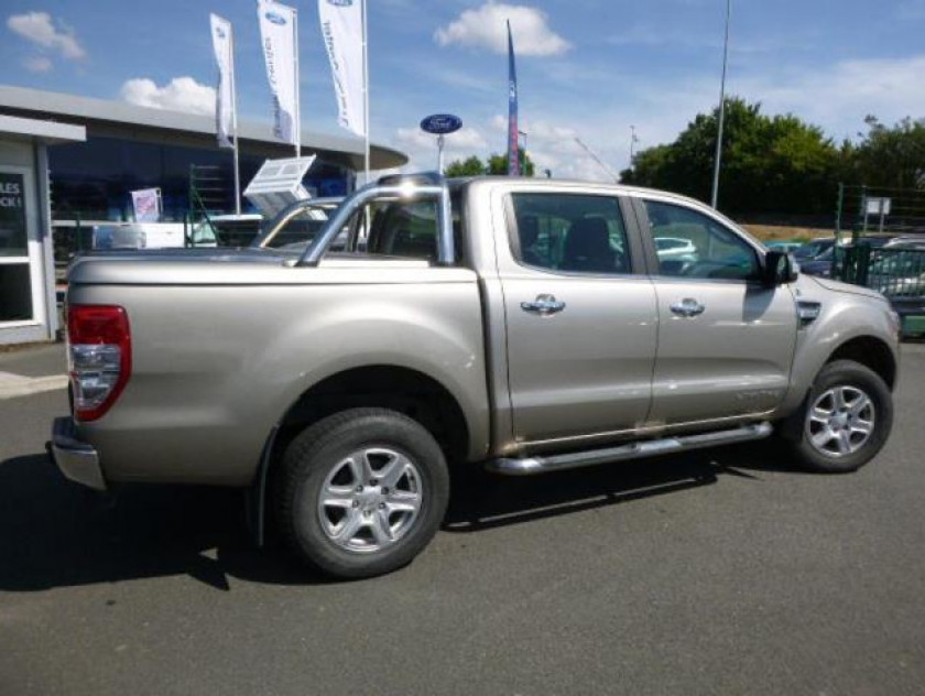 Ford Ranger 2.2 Tdci 160ch Double Cabine Limited - Visuel #2