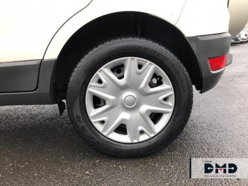 Ford Ecosport 1.5 Tdci 90ch Fap Trend - Visuel #13
