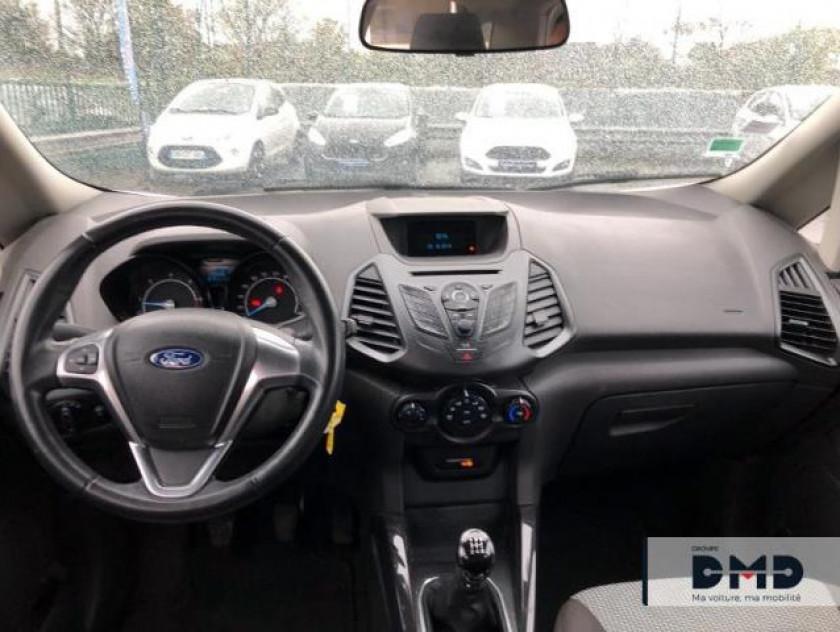 Ford Ecosport 1.5 Tdci 90ch Fap Trend - Visuel #5