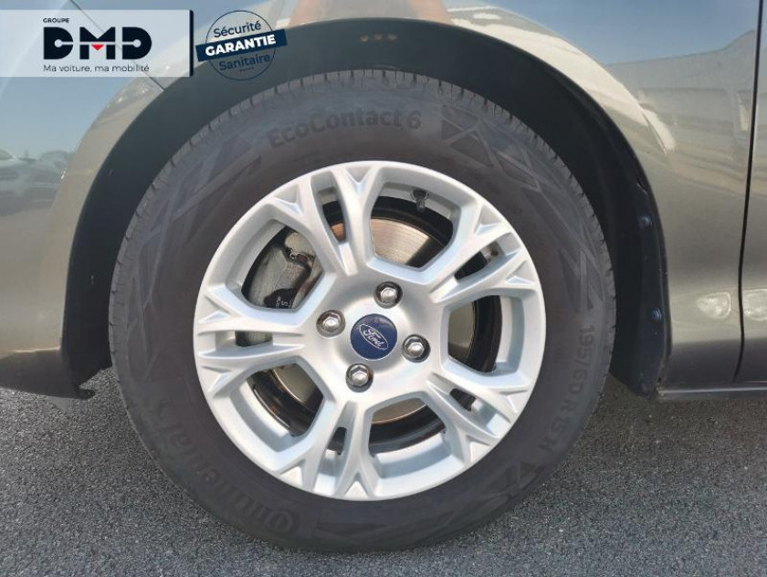 Ford B-max 1.0 Scti 125ch Ecoboost Stop&start Edition - Visuel #13