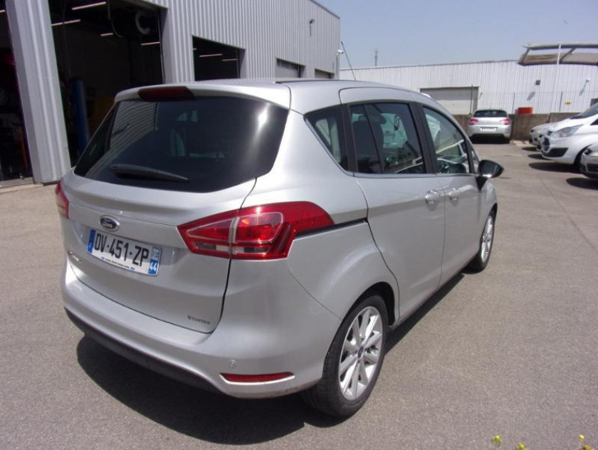 Ford B-max 1.5 Tdci 95ch Stop&start Titanium - Visuel #4