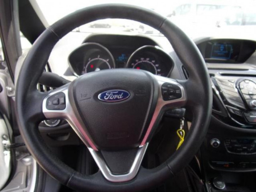 Ford B-max 1.5 Tdci 95ch Stop&start Titanium - Visuel #23