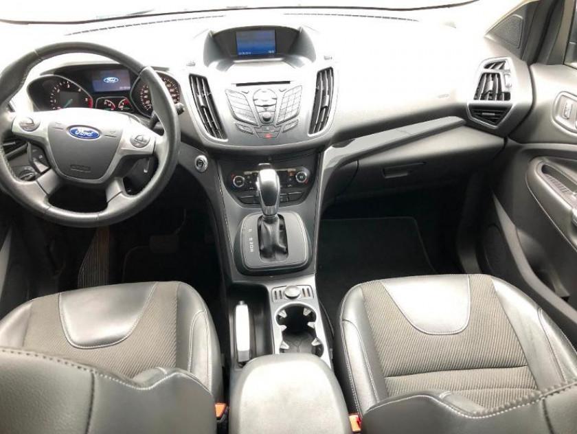 Ford Kuga 2.0 Tdci 150ch Stop&start Titanium 4x4 Powershift - Visuel #9
