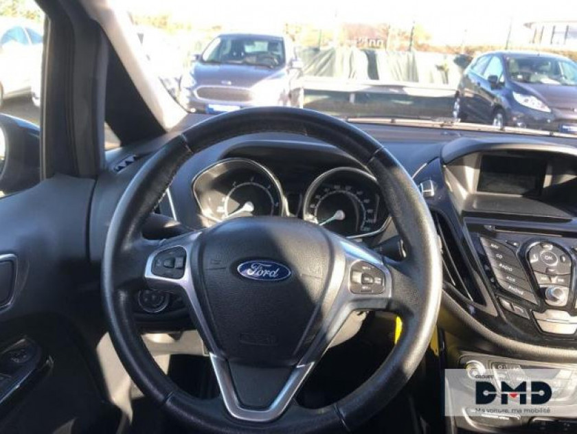 Ford B-max 1.5 Tdci 95ch Stop&start Titanium - Visuel #7
