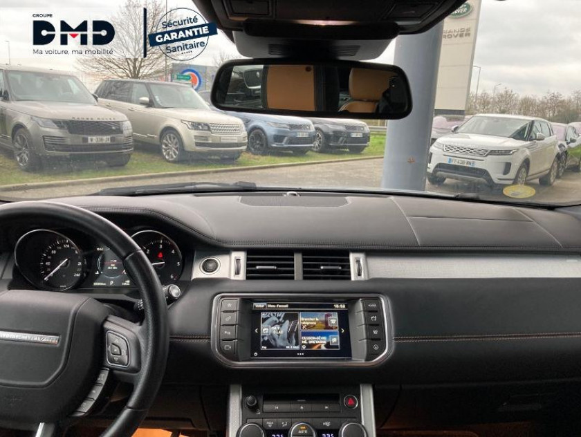 Land Rover Evoque 2.0 Td4 150 Hse Dynamic Bva Mark Iii - Visuel #5