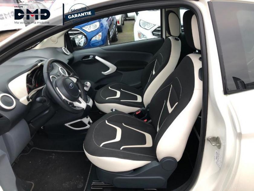 Ford Ka 1.2 69ch Stop&start White Edition - Visuel #9