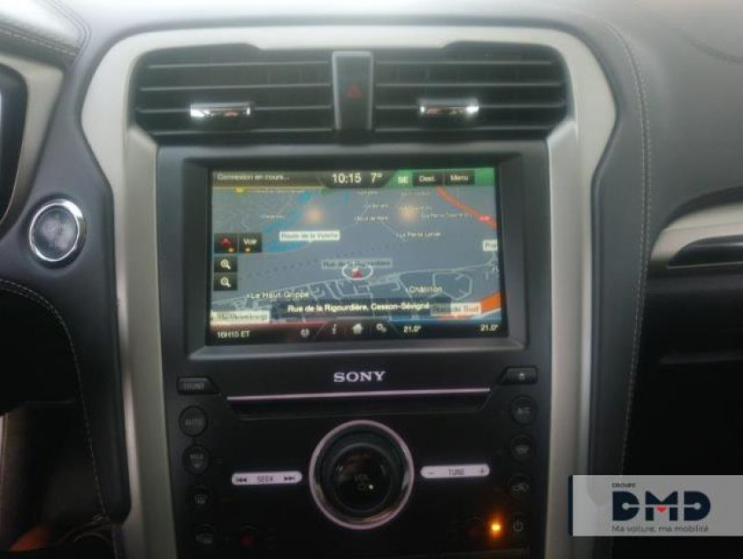 Ford Mondeo Sw 2.0 Tdci Bi-turbo 210ch Vignale Powershift - Visuel #6