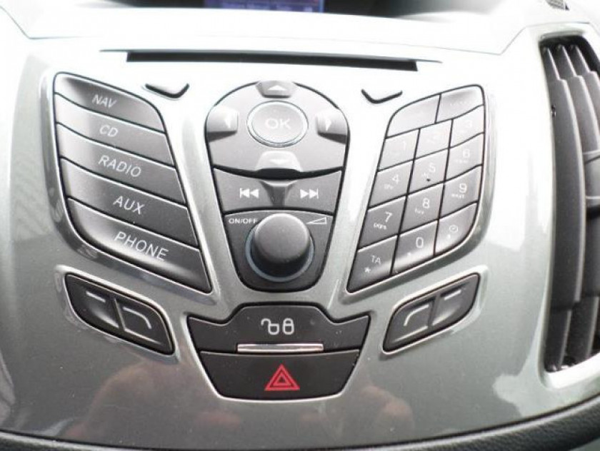Ford C-max 1.6 Tdci 95ch Fap Titanium X - Visuel #9