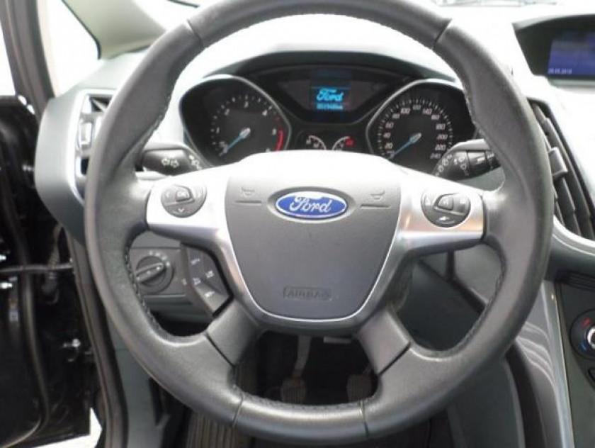 Ford C-max 1.6 Tdci 95ch Fap Titanium X - Visuel #3