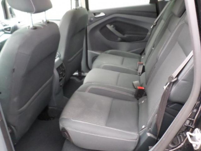 Ford C-max 1.6 Tdci 95ch Fap Titanium X - Visuel #4