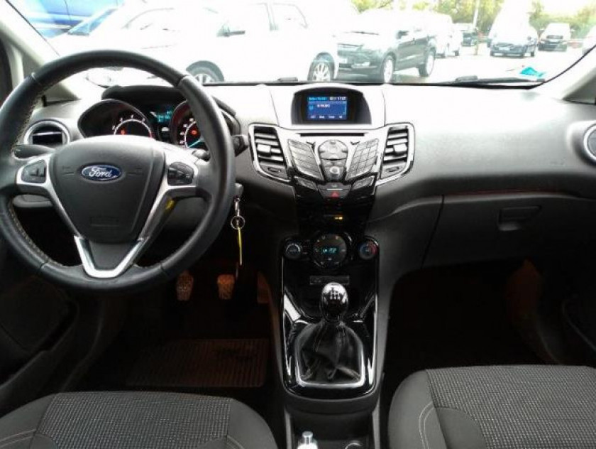 Ford Fiesta 1.0 80ch Stop&start Titanium 5p - Visuel #8