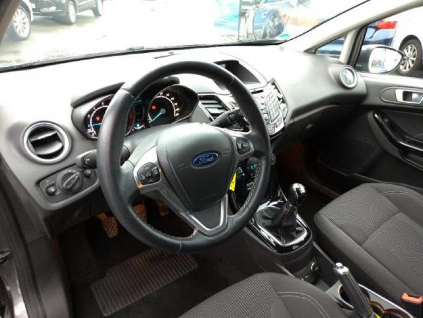 Ford Fiesta 1.0 80ch Stop&start Titanium 5p - Visuel #7