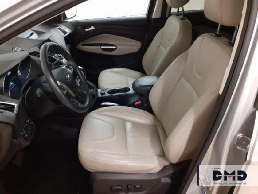 Ford Kuga 1.5 Ecoboost 182ch Stop&start Titanium 4x4 Bva - Visuel #9