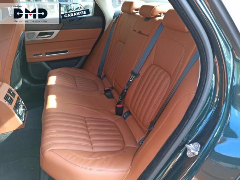 Jaguar Xf V6 3.0 D 300ch Portfolio Bva - Visuel #10