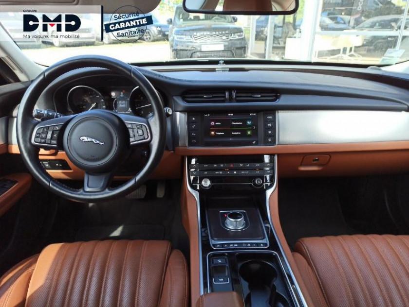 Jaguar Xf V6 3.0 D 300ch Portfolio Bva - Visuel #5