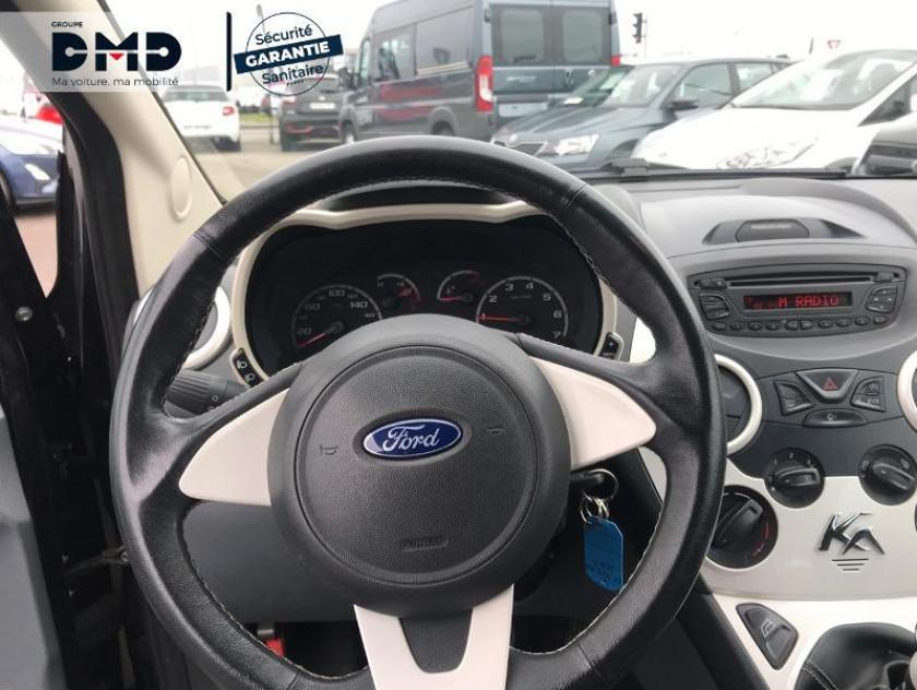 Ford Ka 1.2 69ch Stop&start Black Edition - Visuel #7