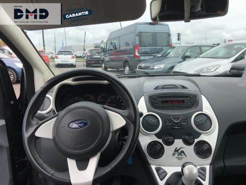 Ford Ka 1.2 69ch Stop&start Black Edition - Visuel #5