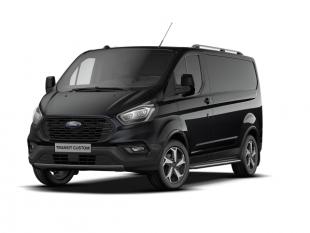 Ford Transit Custom Fourgon 300 L1h1 2.0 Ecoblue 130 Bva Active 4p