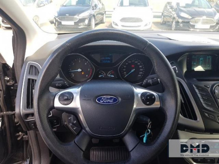 Ford Focus 1.6 Tdci 95ch Fap Stop&start Edition 5p - Visuel #7