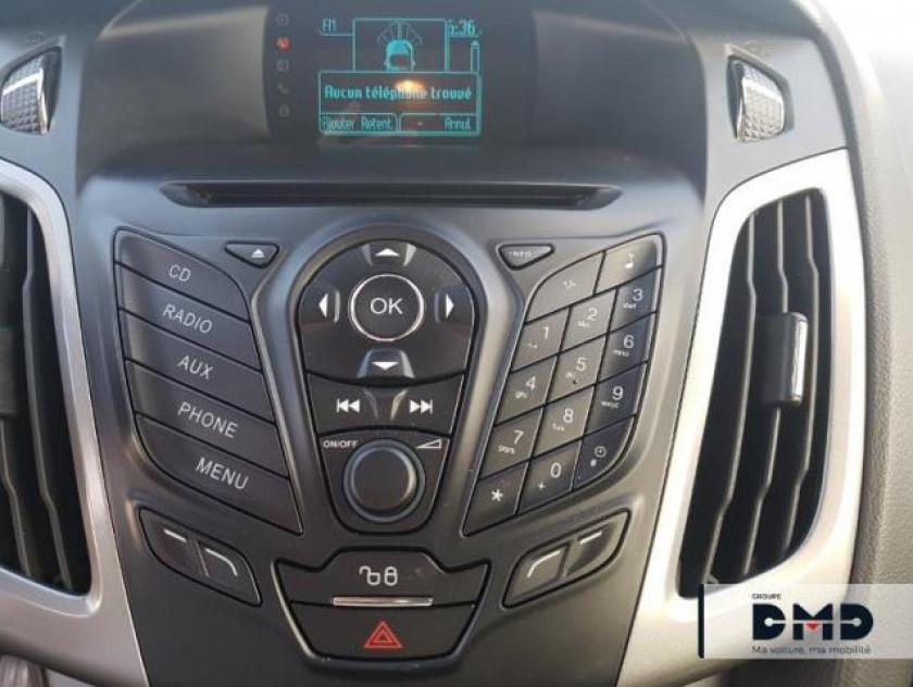 Ford Focus 1.6 Tdci 95ch Fap Stop&start Edition 5p - Visuel #6