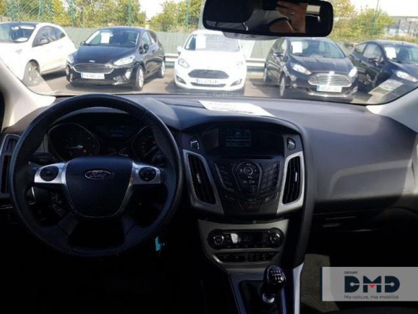 Ford Focus 1.6 Tdci 95ch Fap Stop&start Edition 5p - Visuel #5