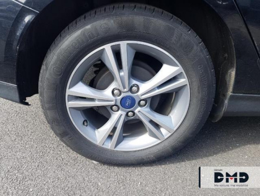 Ford Focus 1.6 Tdci 95ch Fap Stop&start Edition 5p - Visuel #13