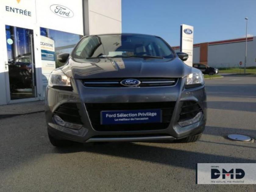 Ford Kuga 2.0 Tdci 140ch Fap Titanium - Visuel #4