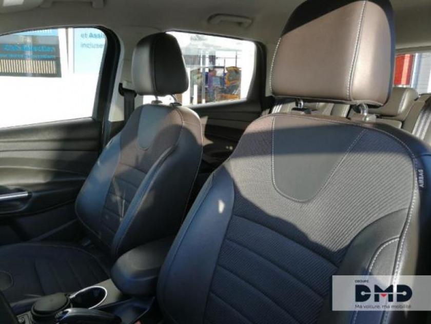 Ford Kuga 2.0 Tdci 140ch Fap Titanium - Visuel #9