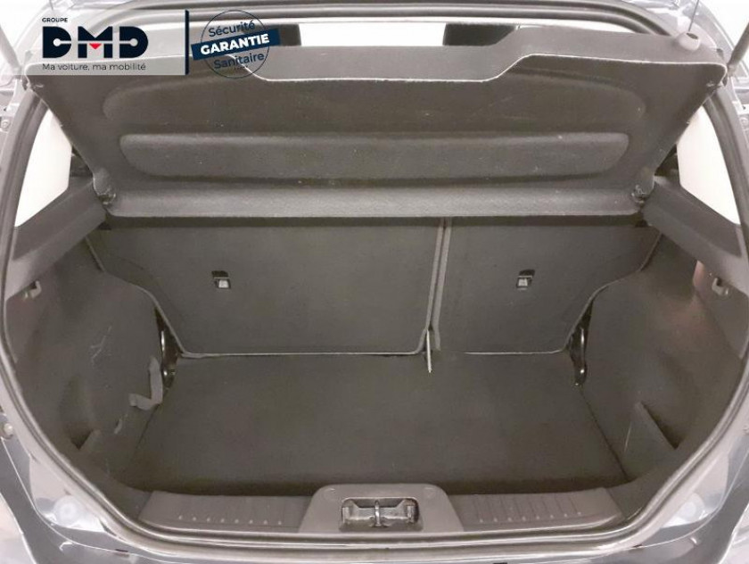 Ford Fiesta 1.25 82ch Edition 5p - Visuel #12