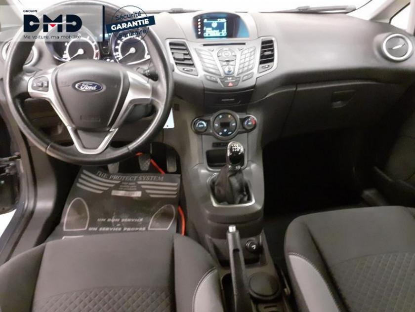 Ford Fiesta 1.25 82ch Edition 5p - Visuel #5
