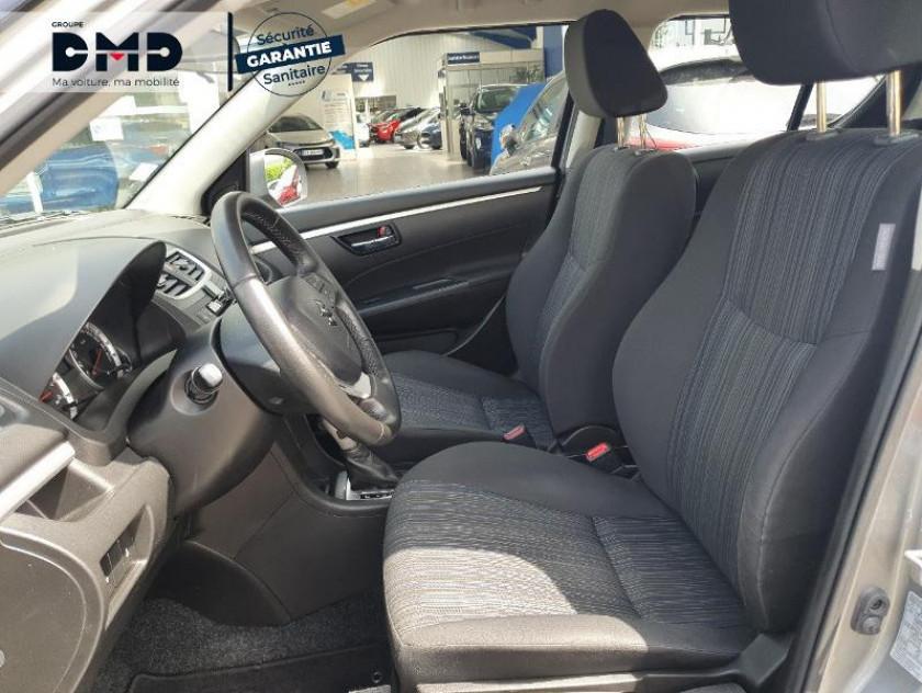 Suzuki Swift 1.2 Vvt 94ch Privilège Auto 5p - Visuel #9
