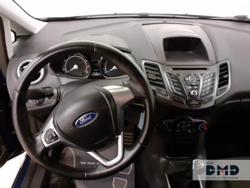 Ford Fiesta 1.25 82ch Edition 3p - Visuel #5