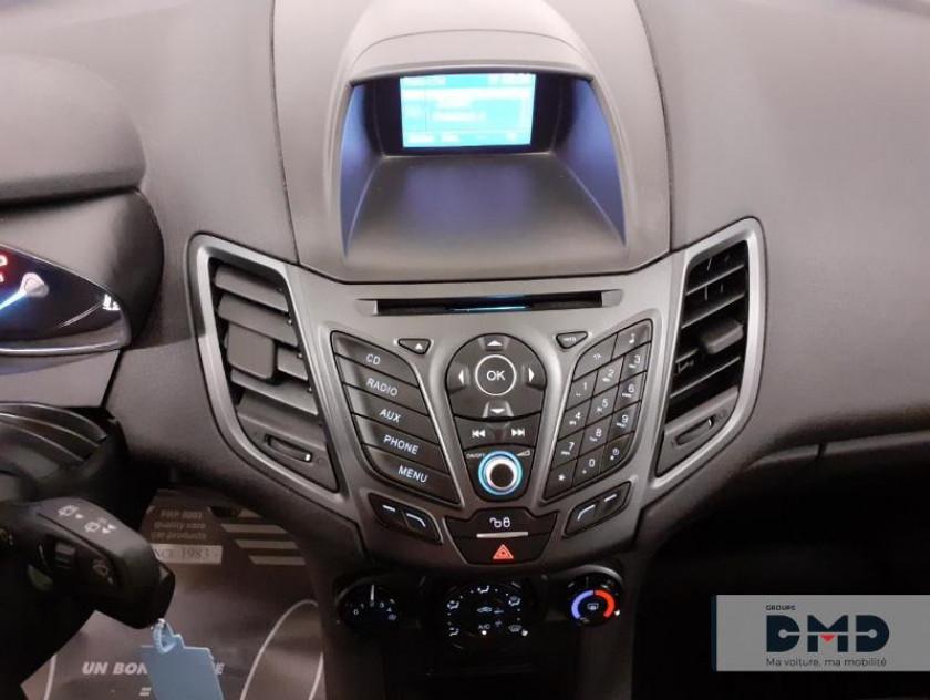 Ford Fiesta 1.25 82ch Edition 3p - Visuel #6