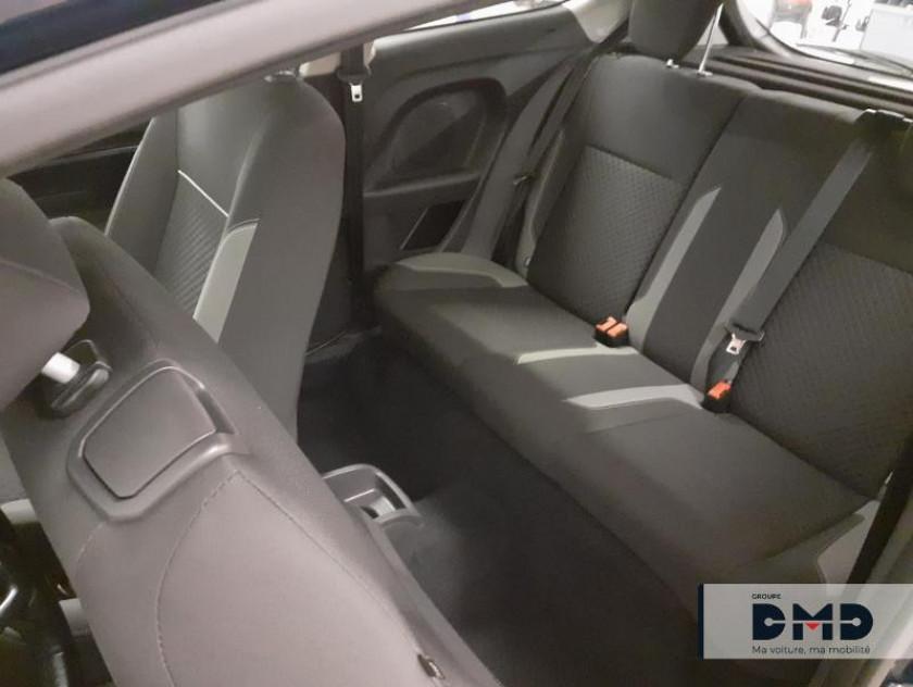 Ford Fiesta 1.25 82ch Edition 3p - Visuel #10
