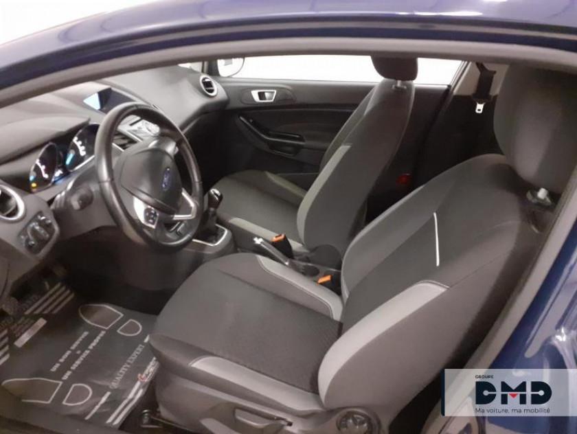 Ford Fiesta 1.25 82ch Edition 3p - Visuel #9