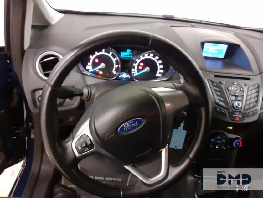 Ford Fiesta 1.25 82ch Edition 3p - Visuel #7