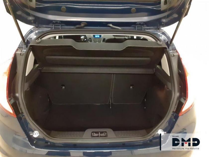 Ford Fiesta 1.25 82ch Edition 3p - Visuel #12