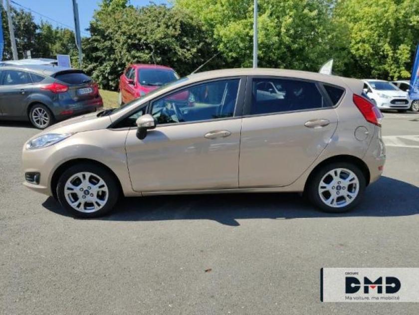 Ford Fiesta 1.0 Ecoboost 100ch Stop&start Edition 5p - Visuel #2