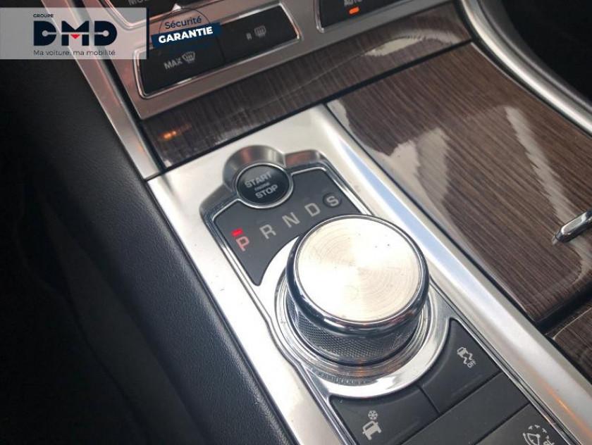 Jaguar Xf 2.2d I4 Luxe Premium - Visuel #8