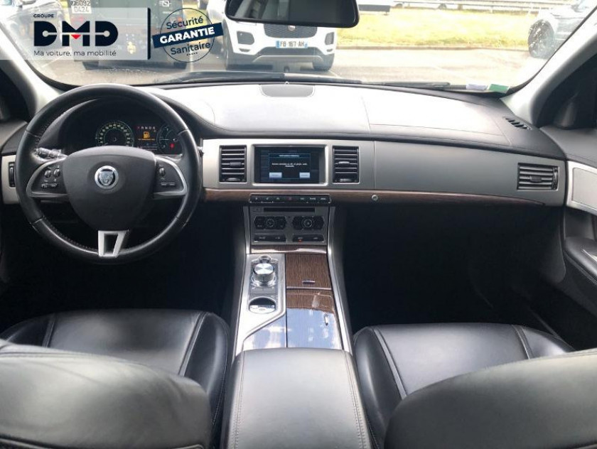 Jaguar Xf 2.2d I4 Luxe Premium - Visuel #5