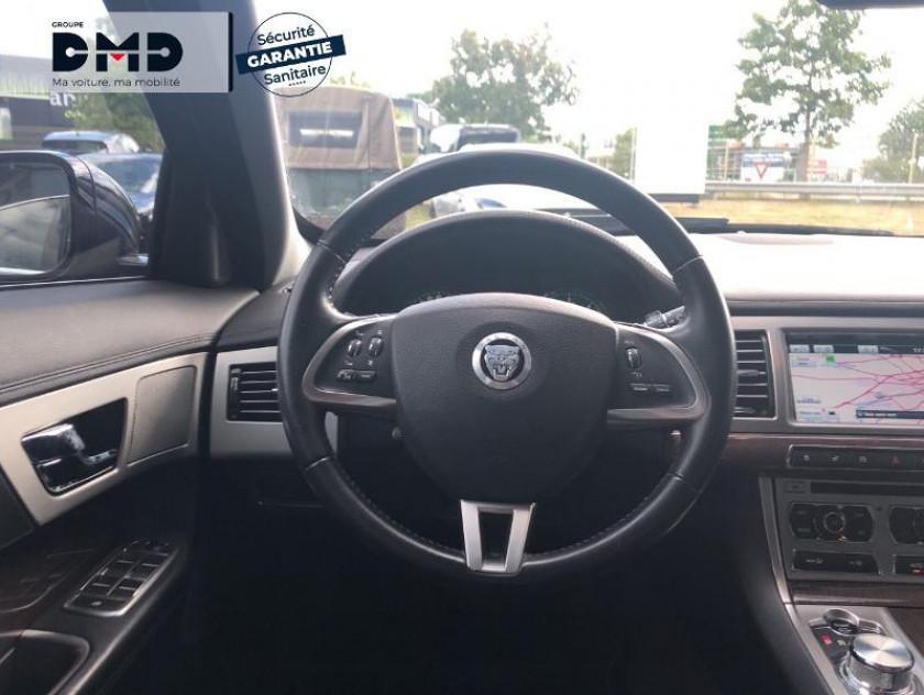 Jaguar Xf 2.2d I4 Luxe Premium - Visuel #7