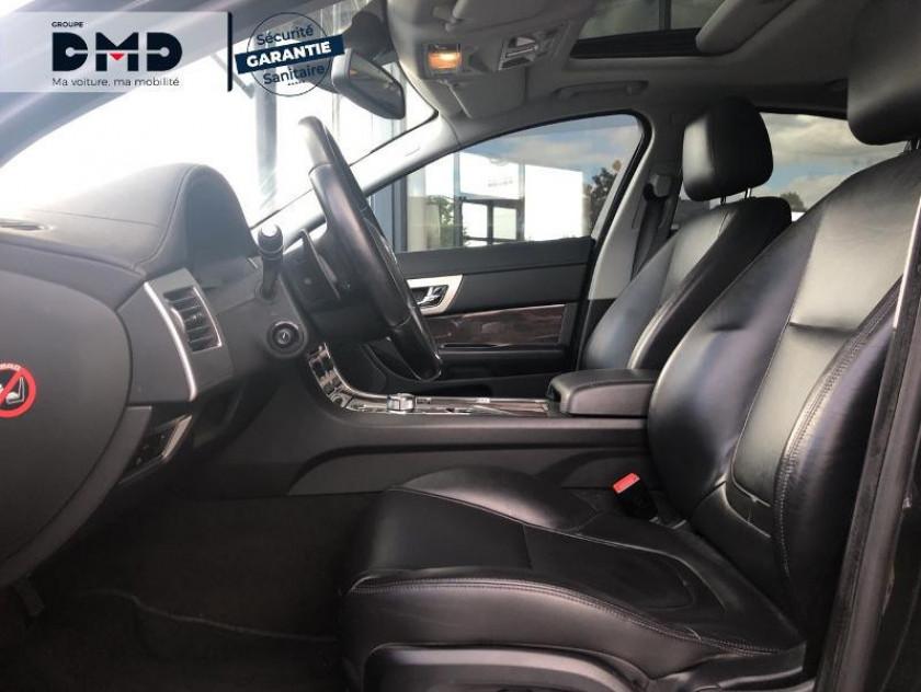 Jaguar Xf 2.2d I4 Luxe Premium - Visuel #9