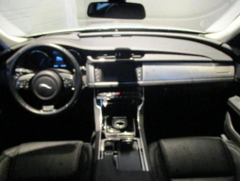 Jaguar Xf V6 3.0 D 300ch Prestige Bva - Visuel #5