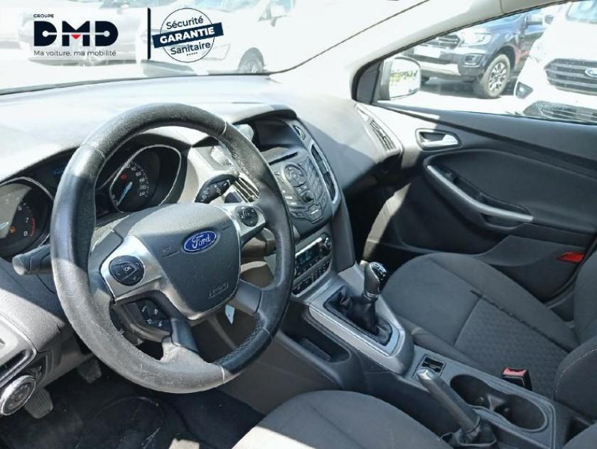 Ford Focus 1.0 Scti 100ch Ecoboost Stop&start Edition 5p - Visuel #5