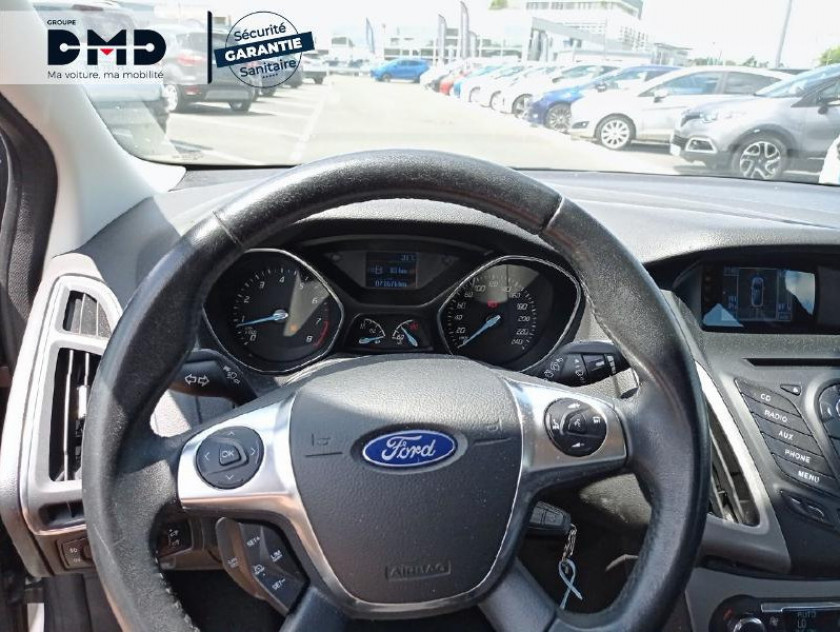 Ford Focus 1.0 Scti 100ch Ecoboost Stop&start Edition 5p - Visuel #7